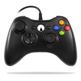 Joystick Mando Control Xbox 360 Pc Cable 2.5 Mts