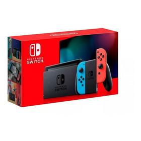 Consola Nintendo Switch Neon Color New Model - Sniper Game