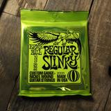 Cuerdas De Guitarra Ernie Ball Regular Slinky 010-46