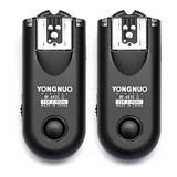 Trigger Yongnuo Rf-603c 2.4ghz Para Canon (c3) Par Factura