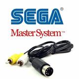 Cable De Video Rca Sega Genesis 2 & 3