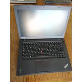 Lenovo Thinkpad T450 I5 8gb
