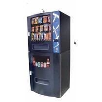Maquina Vending Expendedora De Snacks Y Bebidas