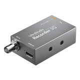 Capturador Blackmagic Design Ultrastudio Mini Recorder 3g -
