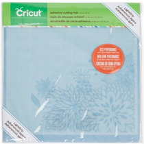 Estera De Corte Adhesiva Cricut Lightgrip, 12 Por 12