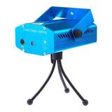 Proyector Laser Fiesta, Luces De Fiesta Ritmico Discos
