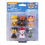Paw Patrol - Pack De 6 Mini Figuras