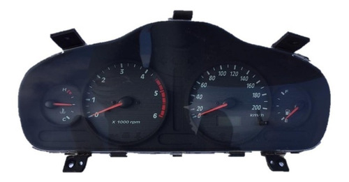 Sinóptico Hyundai Santa Fe 2004