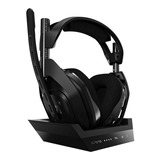 Audifono Gamer Astro A50 Inalambrico + Base Para Ps4/pc