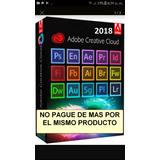 Suite Adobe 2018 Mac O Win