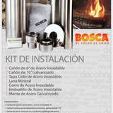 Kit Base Instalacion Bosca