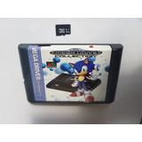 Mega Everdrive + Microsd 8gb Precargada