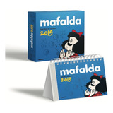 Calendario Mafalda De Coleccion 2019