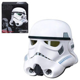 Casco Adulto Stormtrooper Star Wars Black Series