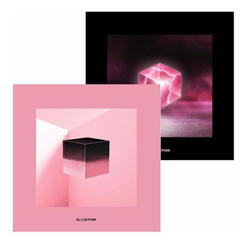 Yg Blackpink - Square Up [black Ver] (1 Mini Álbum) Cd+fo