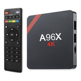 Smart Tv Box 2gb Ram 16gb 4k Android 10.1 Control Remoto