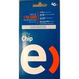 Chip Prepago Entel