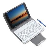 Funda Protectora Para Tablet De 7/8 Pulgadas C/teclado Unive