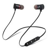 Audífono Bluetooth V4.2 M5 Deportivos Magnéticos