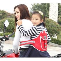 Cinturón De Seguridad, Arnés Motos Bicicletas Niños