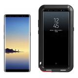 Carcasa Metálica Samsung Galaxy S10 S9 S8 + Lunatik Armadura