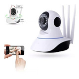 Camara Ip Wifi Hd Motorizada Vision Nocturna 360° Ml2881