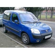 Libro De Taller Peugeot Partner, 1997-2004, Envio Gratis.