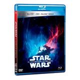 Star Wars: Ep Ix  El Ascenso De Skywalker / Blu-ray +dvd