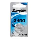 Pila Energizer Modelo Cr2450