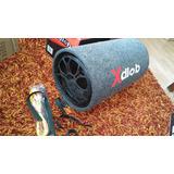 Subwoofer Bazooka Amplificado 10  Activo