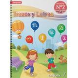 Pack Caligrafix Kinder Trazos Y Letras Y Lógica Y Números N2