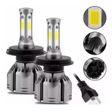 Kit Luces Ampolleta Led Auto H1 H3 H4 H7 H11 9005/6 880/ R11