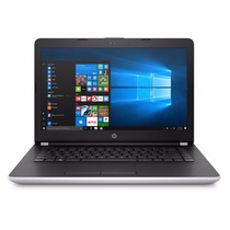 Notebook Hp 14-bs016la  I5-7200u 12gb 1tb 14 Win10
