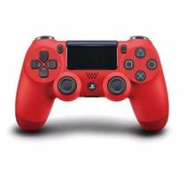 Control Ps4 Sony Dualshock 4 V2 Rojo Original Next Gamers