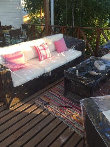 Juegos De Muebles Para Terraza Melinterest Chile