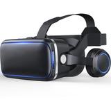 3d Vr Auriculares De Realidad Virtual Gafas De 3,5 Mm Auricu