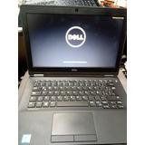 Ultrabook Empresarial Dell Latitude E7270 256ssd Core I5 6ag