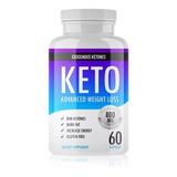 Keto Advanced Weight Loss 1 Frasco Con Envío Gratis