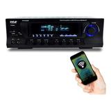 Receiver Amplificador Pyle Pt272aubt Bluetooth