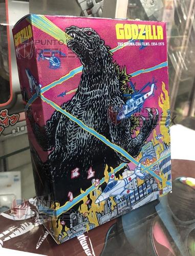 Godzilla: The Showa-era Films, 1954-1975 Bluray Box