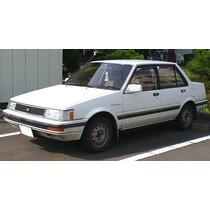 Libro De Taller Toyota Corolla, 1980-1987, Envio Gratis