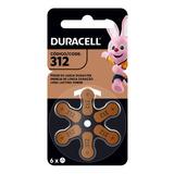 Pilas Bateria Duracell Activair 312 Audifono / Almacencrisol