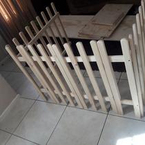 Proteccion Estufa En Madera