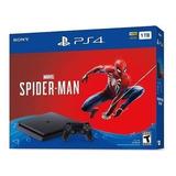 Consola Ps4 Marvel's Spiderman 1tb - Sniper