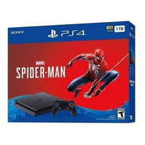 Consola Ps4 Marvel's Spiderman 1tb - Sniper