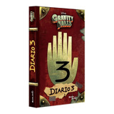 Libro Gravity Falls Diario 3 - Original En Español / Diverti