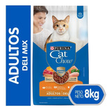 Cat Chow® Adultos Deli Mix 8 Kg