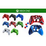 Funda / Protector Silicona Control Xbox One + Grips Gratis