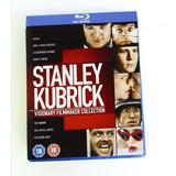 Stanley Kubrick: visionary Filmmaker Collection En Blu Ray