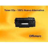 Toner Hp 7553a (53a) Nuevo Alt. Despacho Gratis Garantia